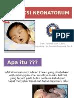 Infeksi Neonatorum