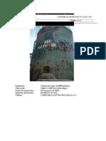 Informe Calibración Tanque de Agua Corpesa_rev1