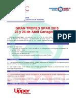 Ar Gran Trofeo Spar 26 Y 27 ABRIL