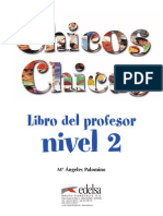 Chicos Chicas Libroprofesor Nivel2