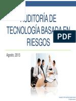 Auditoria de Tecnología Basada en Riesgos 160813 [ESTUDIANTES]x