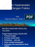 Askep-Fraktur