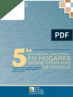 V Enc Hogares 2011
