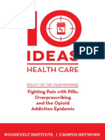 10 Ideas for Healthcare, 2015