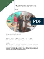 Informe Misionero Villanueva - La Guajira Dto 18 Marzo 2015