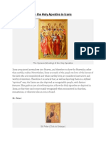 How to Recognize the Holy Apostles in Icons