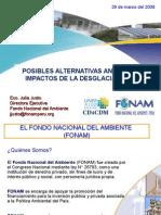 FONAM - Presentación