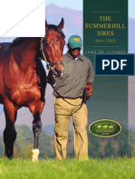 Summerhill Sires Brochure 2014/15