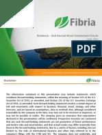 Bradesco - 2nd Annual Brazil Investment Forum