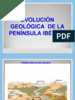 EVOLUCIÓN GEOLÓGICA PENÍNSULA ppt.ppt