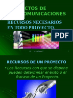 UCH-Admin_y_Regulacion_-_Recursos_de_un_Proyecto_2014.ppt