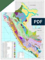 Mapa Suelos PERU