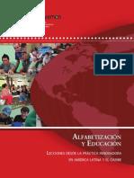 Alfabetización y Educación America Latina y El Caribe
