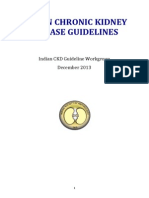 CKD management guidelines - India