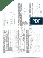Physics Final Exam 2014