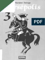 Persepolis - Numero 3