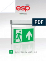 Emergency Lighting 2015 V1