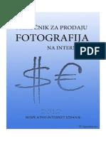 Prirucnik Za Prodaju Fotografija