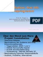 2009 R.Lo - Constellation Das US-Mondprogramm