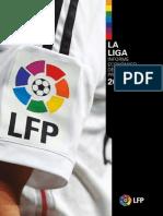 La Liga - Informe Economico 2014
