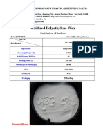 Oxidized Polyethylene Wax(Powder)