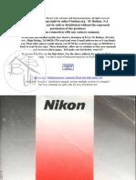 Nikon n80 n80qd
