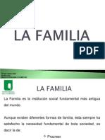 Familia en Sociologia