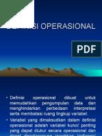 Definis Operasional 02B