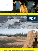 Climate Change and Livestock Farming