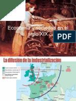 Economía y sociedad siglo XIX