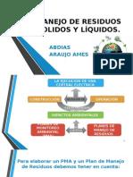 Exposicion Manejo de Residuos Solidos y Liquidos