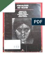 Psicologia Do Vestir - Umberto Eco