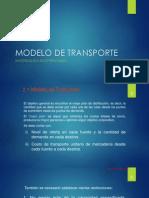Transport e