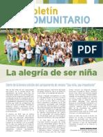 Boletín Comunitario 20