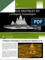 7 Registro Patrimonio Cultural Modelos Arqueologicos 3D Artefactos Estelas Recursos Digitales Arquitectura Conservacion El Mirador