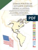 DallaNegra America Latina EEUU Relaciones Politicas