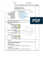 ACI Pad Foundation Example