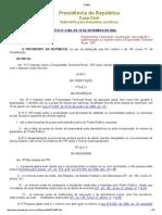 Decreto 4.382 de 19-09-2002 Decreto federal