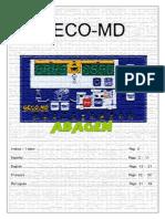 524-GECOMD Genset Control AMF