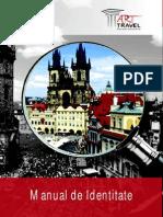 Manual de Identitate ART Travel
