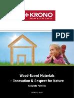 KRONOPLY OSB Complete Portfolio en 0611