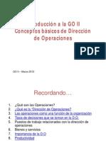Direccion de Operaciones v1sem2015