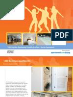 1330 Boylston Street Apartments for Rent Brochure Boston, MA