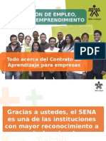 Contrato de Aprendizaje Para Empresas