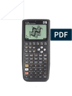 1-Familiarizacion Con La Calculadora hp50g