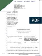 Overture Services, Inc. v. Google Inc. - Document No. 45