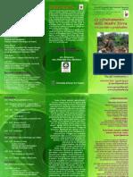 Brochure Ix Convegno Apre 2015 Lo s Fruttamento Della Madre Terra Tra Invidia e Gratitudine