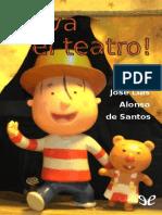 Alonso de Santos, Jose Luis - Viva El Teatro (r1.0)