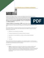 7 Puntos Claves en La Revisión de Un Modelo de Madurez