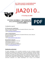 JIA2010 SESIÓN Nº4 (Latinoamérica)